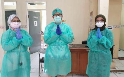 Pelayanan klinik kesehatan Unpad di masa covid-19